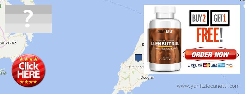 Where to Buy Clenbuterol Steroids online Isle Of Man