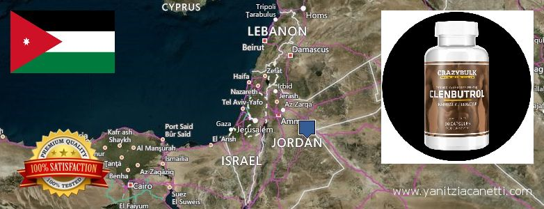 Dove acquistare Clenbuterol Steroids in linea Jordan