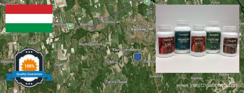 Where to Buy Clenbuterol Steroids online Kaposvár, Hungary