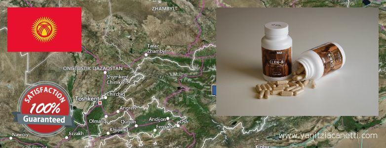 Où Acheter Clenbuterol Steroids en ligne Kyrgyzstan