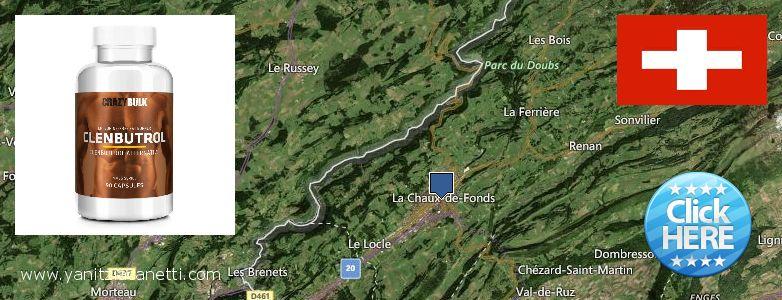 Buy Clenbuterol Steroids online La Chaux-de-Fonds, Switzerland
