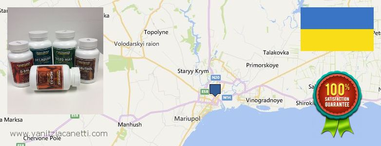 Where to Buy Clenbuterol Steroids online Mariupol, Ukraine