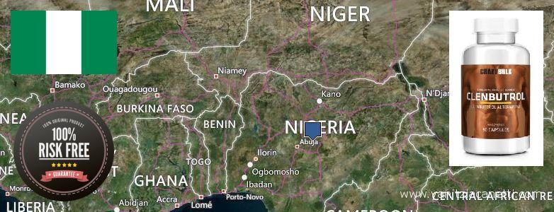 Wo kaufen Clenbuterol Steroids online Nigeria
