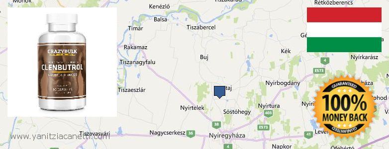 Where to Buy Clenbuterol Steroids online Nyíregyháza, Hungary