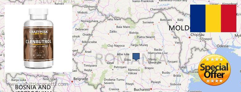 Hvor kan jeg købe Clenbuterol Steroids online Romania