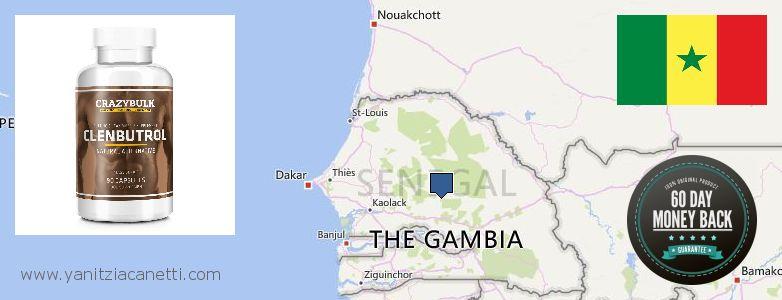 Πού να αγοράσετε Clenbuterol Steroids σε απευθείας σύνδεση Senegal