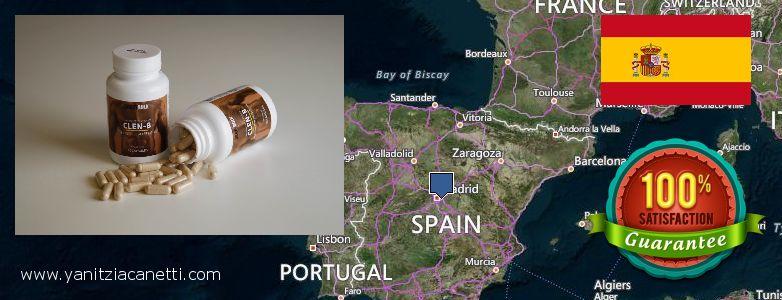 어디에서 구입하는 방법 Clenbuterol Steroids 온라인으로 Spain