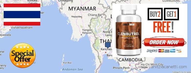 حيث لشراء Clenbuterol Steroids على الانترنت Thailand