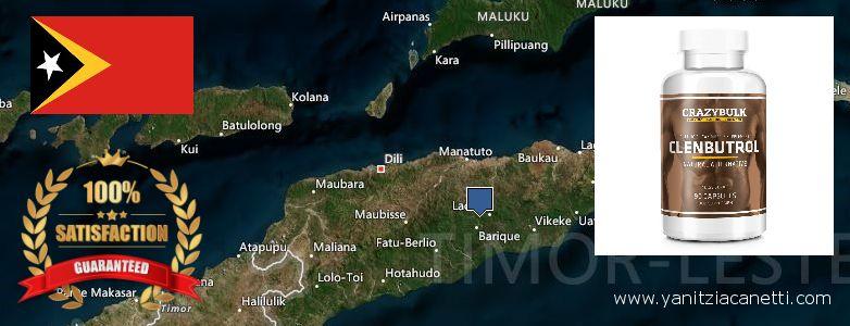 Where to Buy Clenbuterol Steroids online Timor Leste
