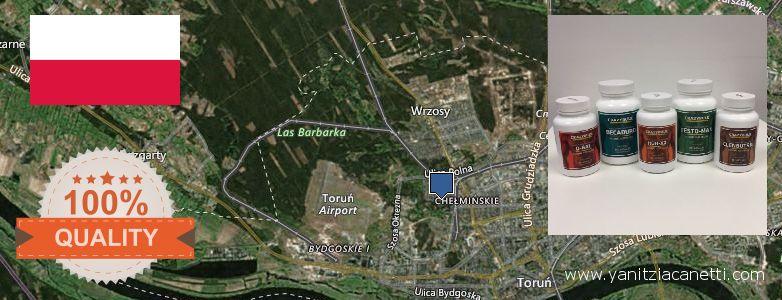 Where to Buy Clenbuterol Steroids online Torun, Poland