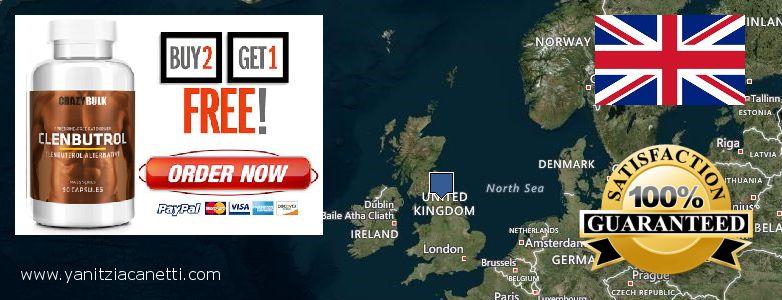 Dove acquistare Clenbuterol Steroids in linea UK