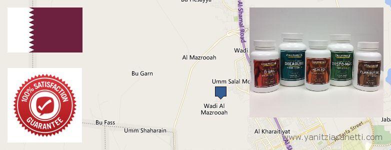 Where to Purchase Clenbuterol Steroids online Umm Salal Muhammad, Qatar