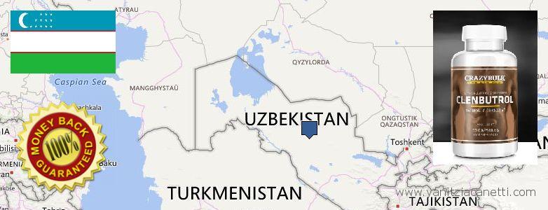 Wo kaufen Clenbuterol Steroids online Uzbekistan