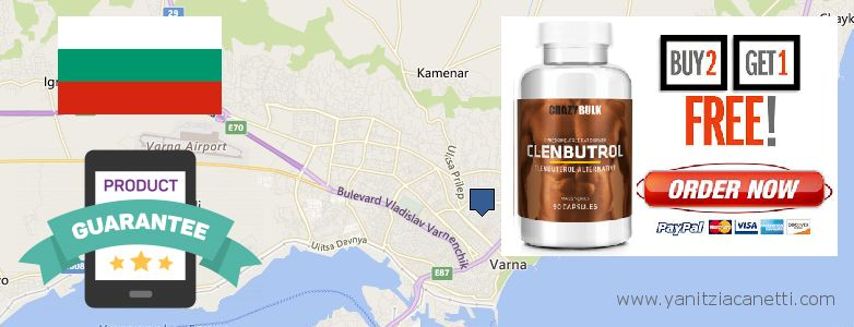Where to Buy Clenbuterol Steroids online Varna, Bulgaria