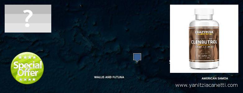 Purchase Clenbuterol Steroids online Wallis and Futuna