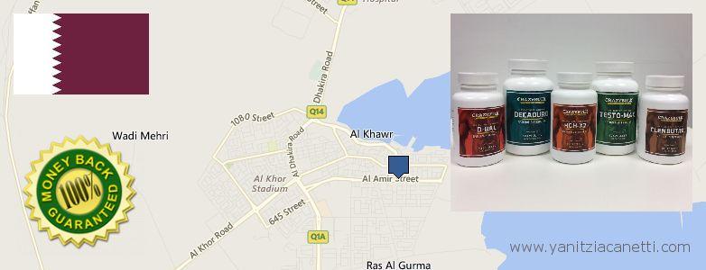 Where to Purchase Deca Durabolin online Al Khawr, Qatar