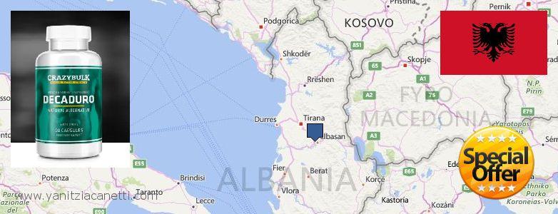 Gdzie kupić Deca Durabolin w Internecie Albania