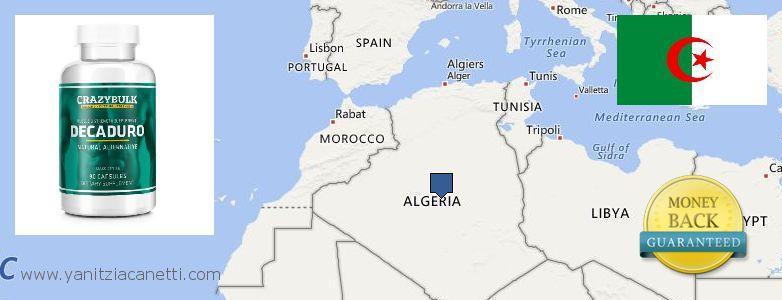 Gdzie kupić Deca Durabolin w Internecie Algeria