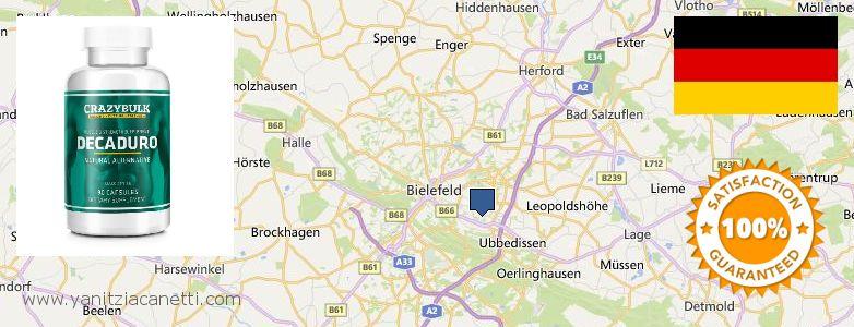 Hvor kan jeg købe Deca Durabolin online Bielefeld, Germany