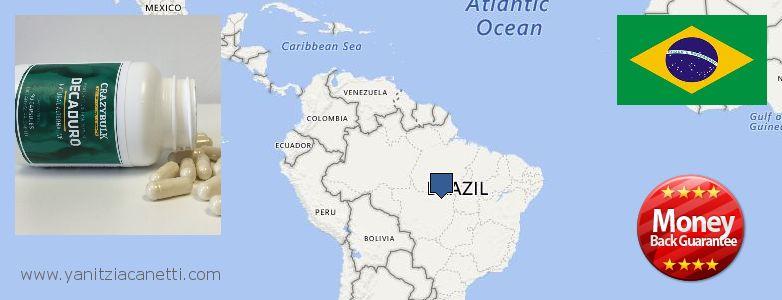 Gdzie kupić Deca Durabolin w Internecie Brazil