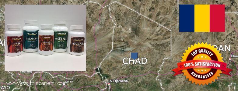 Gdzie kupić Deca Durabolin w Internecie Chad