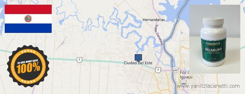 Buy Deca Durabolin online Ciudad del Este, Paraguay