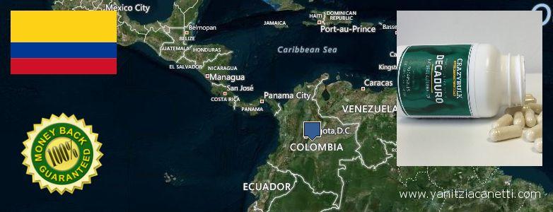 Gdzie kupić Deca Durabolin w Internecie Colombia
