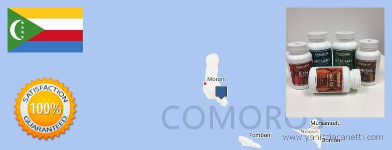 Buy Deca Durabolin online Comoros