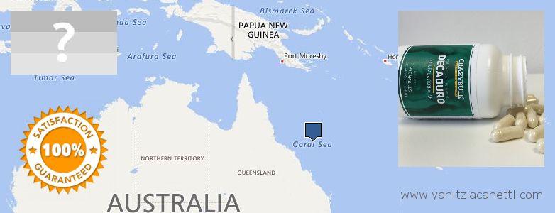 Buy Deca Durabolin online Coral Sea Islands
