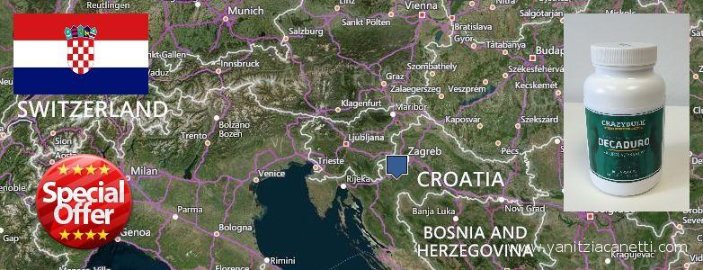 Gdzie kupić Deca Durabolin w Internecie Croatia