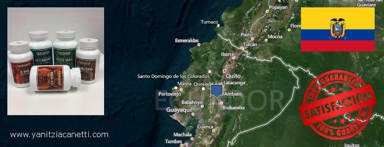 Gdzie kupić Deca Durabolin w Internecie Ecuador