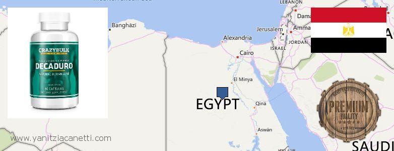 Gdzie kupić Deca Durabolin w Internecie Egypt