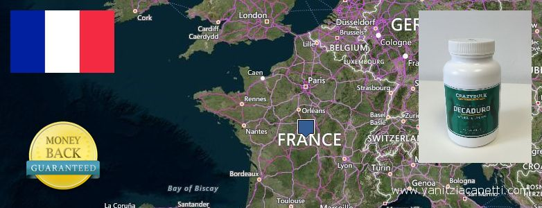 Gdzie kupić Deca Durabolin w Internecie France
