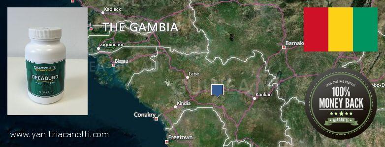 Gdzie kupić Deca Durabolin w Internecie Guinea