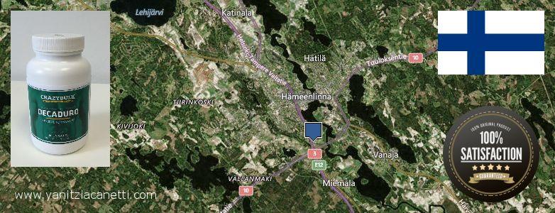 Where to Purchase Deca Durabolin online Haemeenlinna, Finland