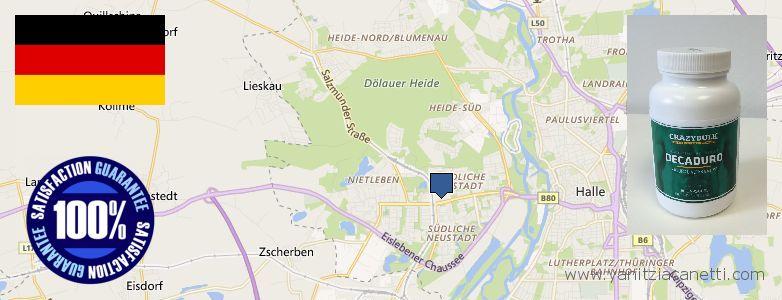 Hvor kan jeg købe Deca Durabolin online Halle Neustadt, Germany