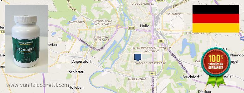 Hvor kan jeg købe Deca Durabolin online Halle (Saale), Germany