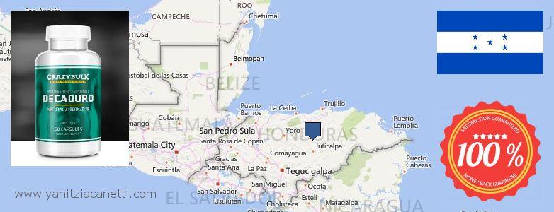 Gdzie kupić Deca Durabolin w Internecie Honduras