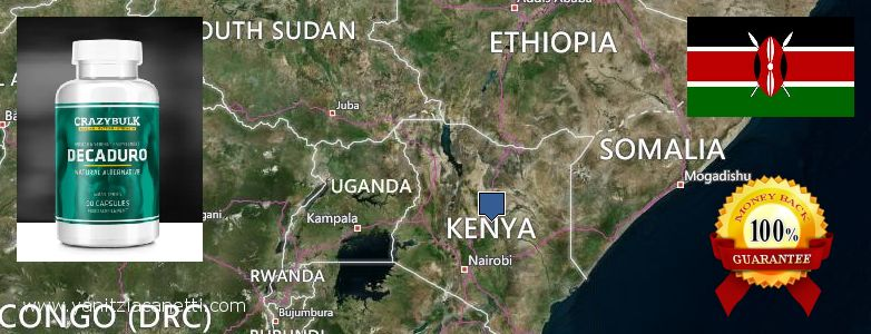 Gdzie kupić Deca Durabolin w Internecie Kenya