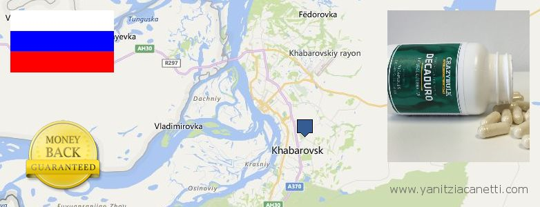 Where to Buy Deca Durabolin online Khabarovsk, Russia