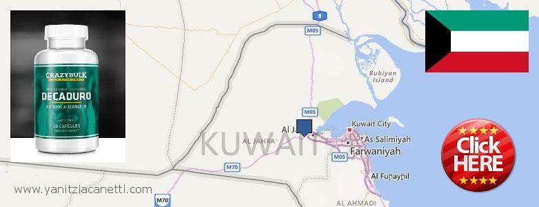 Gdzie kupić Deca Durabolin w Internecie Kuwait