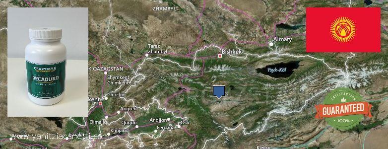Gdzie kupić Deca Durabolin w Internecie Kyrgyzstan