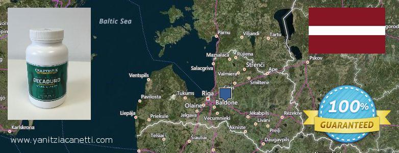 Gdzie kupić Deca Durabolin w Internecie Latvia