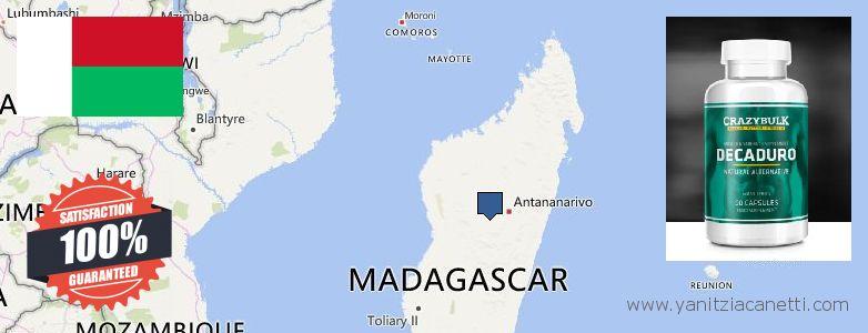 Gdzie kupić Deca Durabolin w Internecie Madagascar