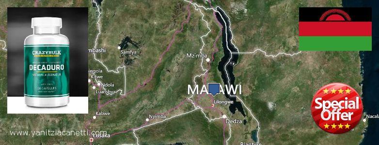 Gdzie kupić Deca Durabolin w Internecie Malawi