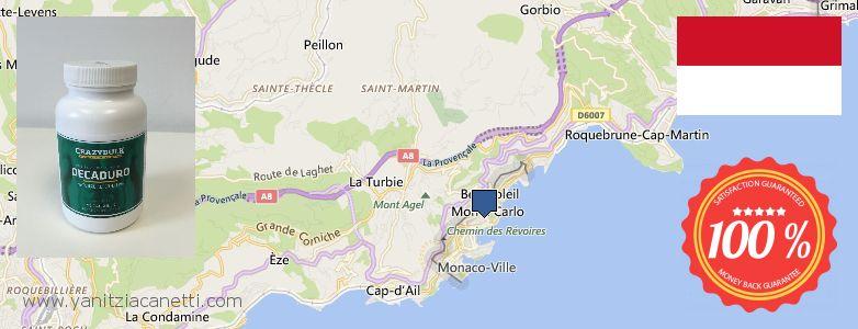 Where to Buy Deca Durabolin online Monaco
