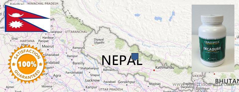 Gdzie kupić Deca Durabolin w Internecie Nepal