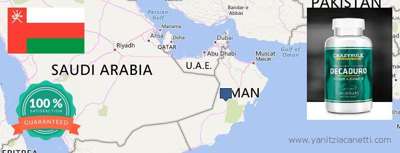Gdzie kupić Deca Durabolin w Internecie Oman