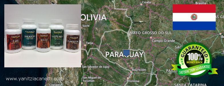 Gdzie kupić Deca Durabolin w Internecie Paraguay