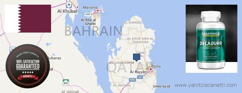 Gdzie kupić Deca Durabolin w Internecie Qatar